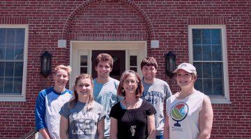IURC food waste project team