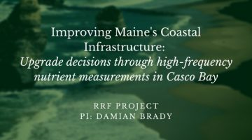 Improving Maine's Coastal Infrastructure