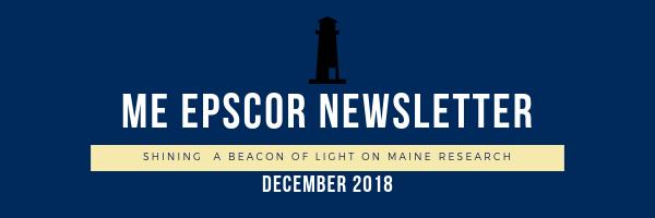 Maine EPSCoR Newsletter
