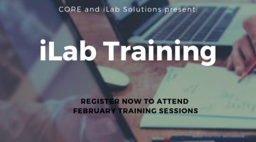 iLab Training register now