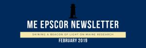 ME EPSCOR Newsletter