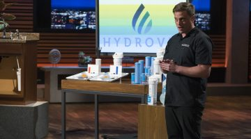 Eric Roy on Shark Tank