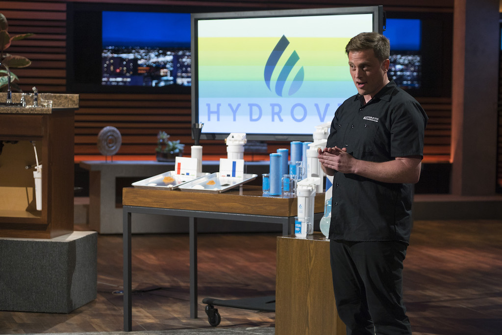 featured image for UMaine alum pitches product on ABC's 'Shark Tank'