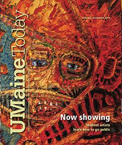 UMaine Today Cover