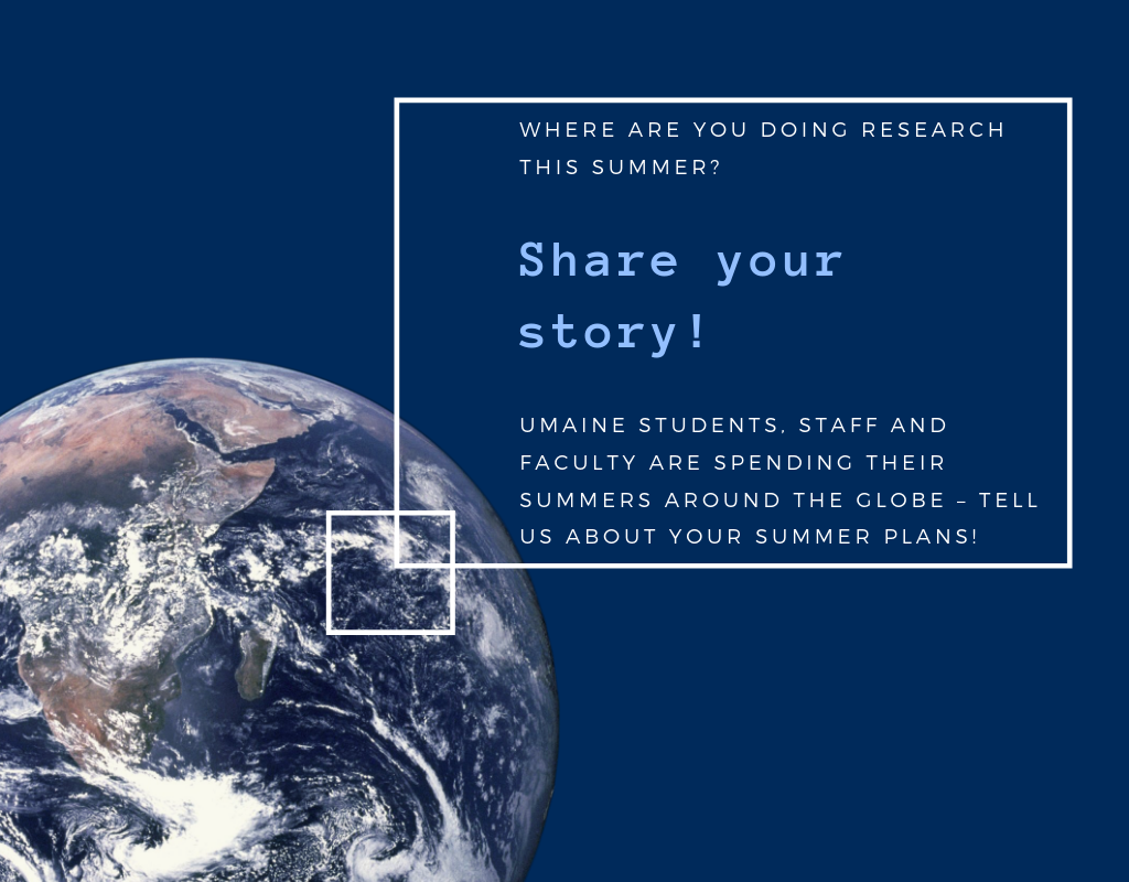 featured image for Share your summer research plans with us!