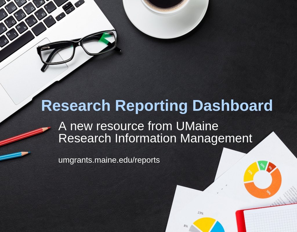 featured image for New Research Reporting Dashboard now available!