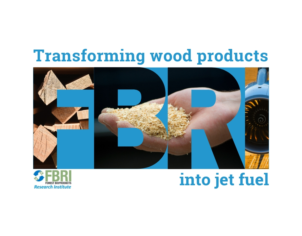featured image for UMaine researchers produce crude oil from wood biomass