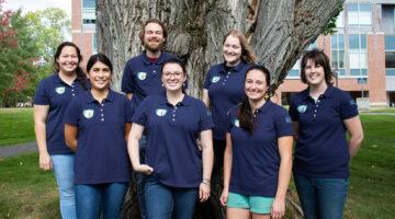 First cohort NRT students