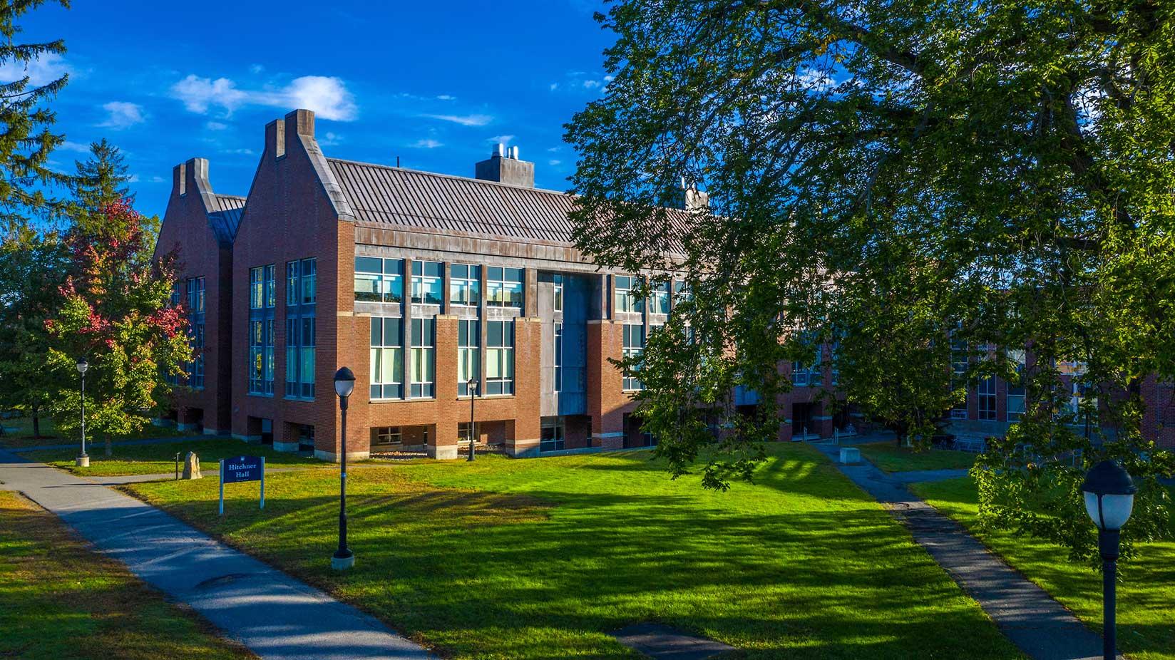 image of campus building