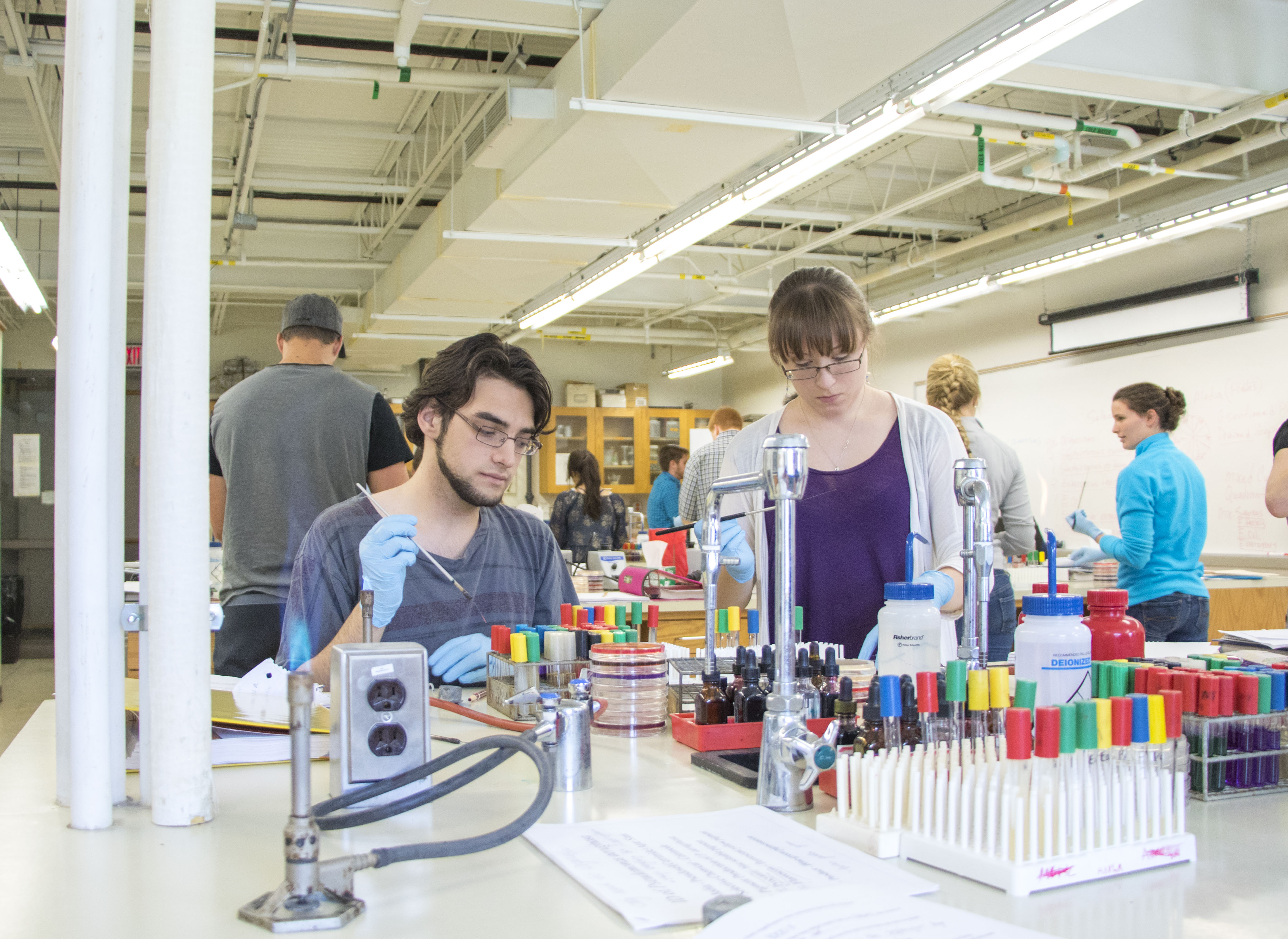 UMaine Classroom Laboratory Research