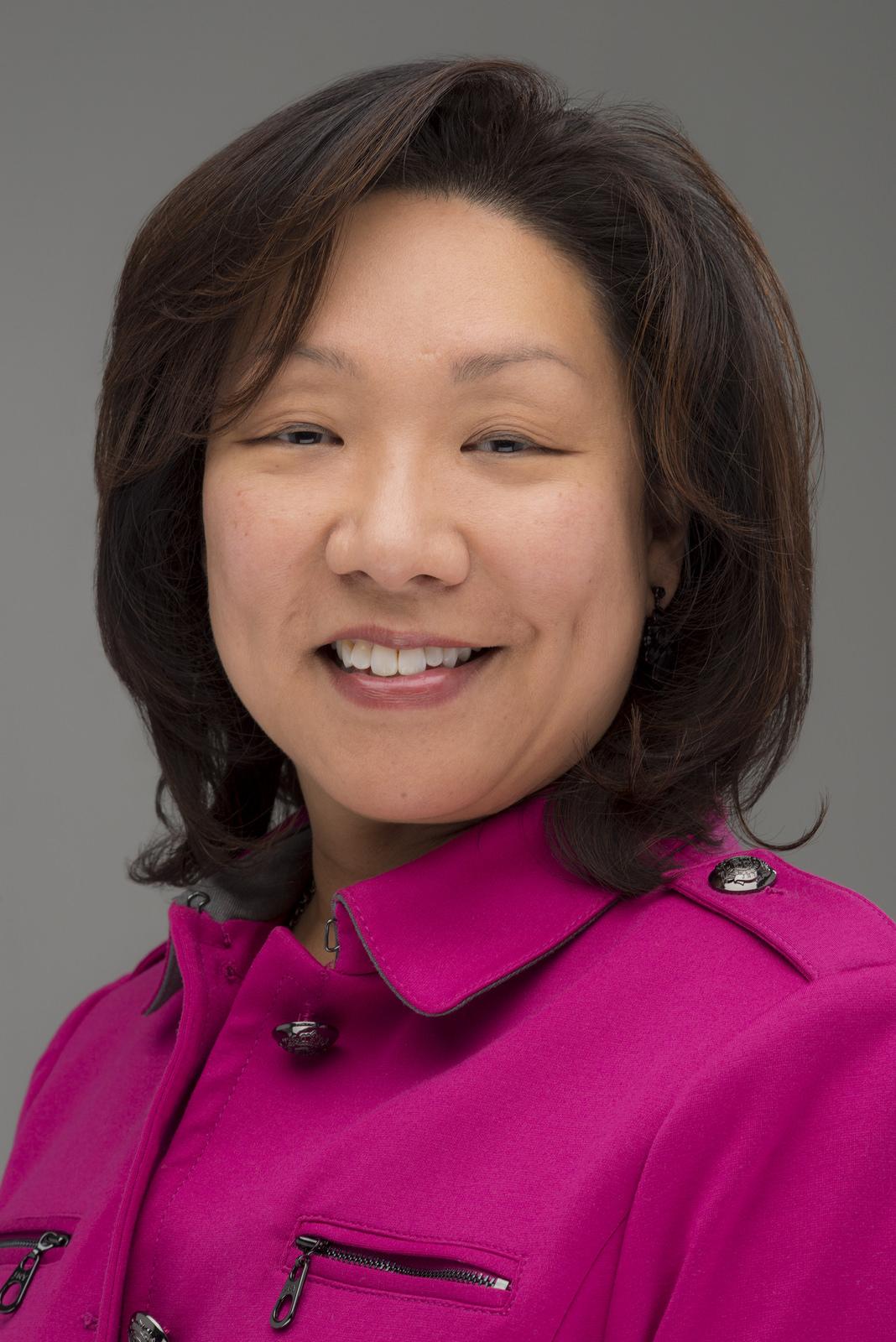 Carol Kim, Vice President for Research