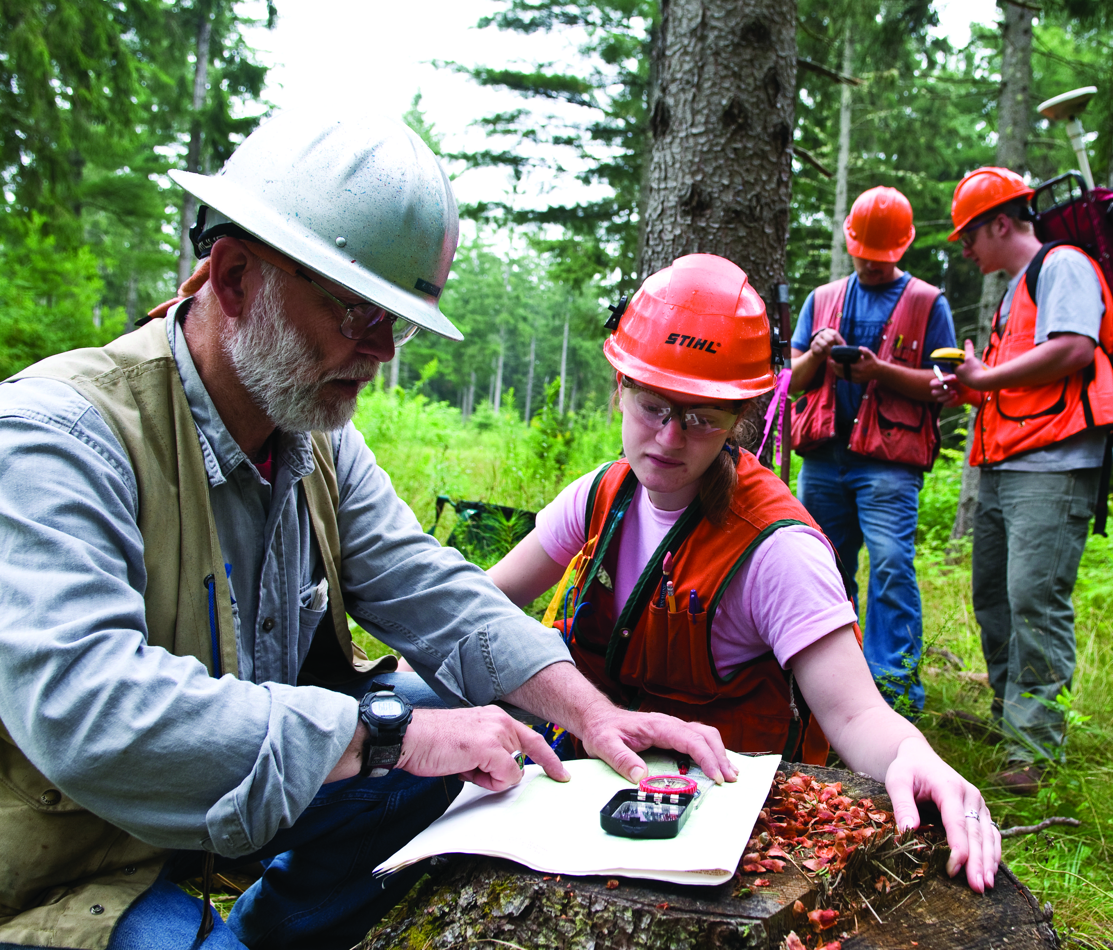 UMaine Forest GPS Research