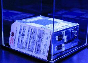 Wireless Leak Detector display