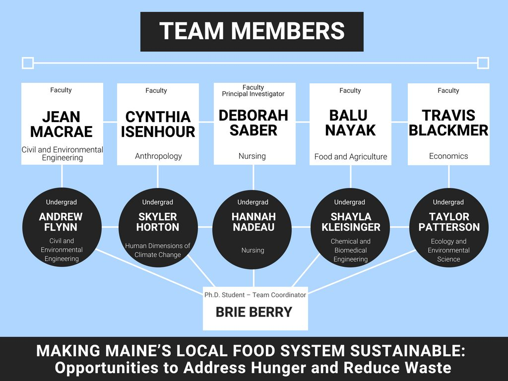 Team Member chart