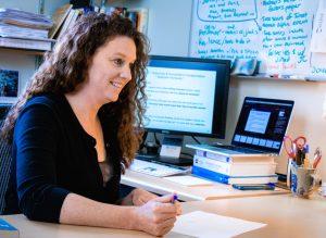 Karyn Sporer explains how to code tweets