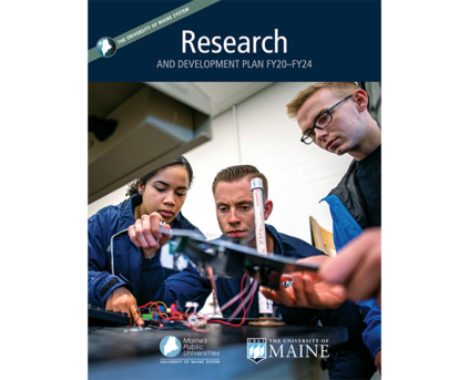 Research and Development Plan FY20 - FY24