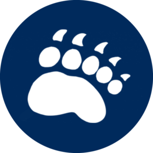 Icon of UMaine black bear paw