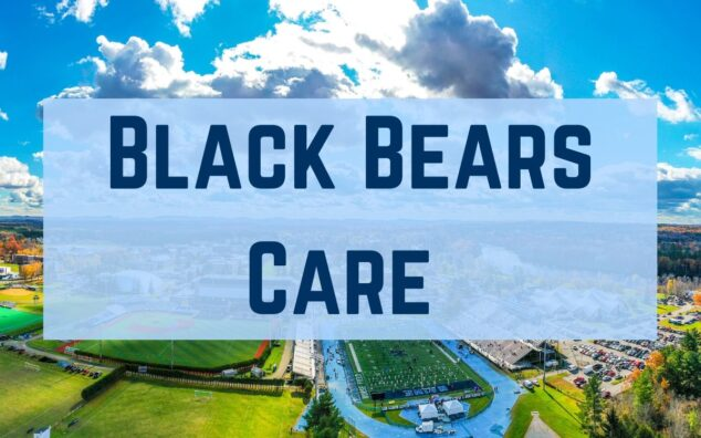 Black Bears Care header