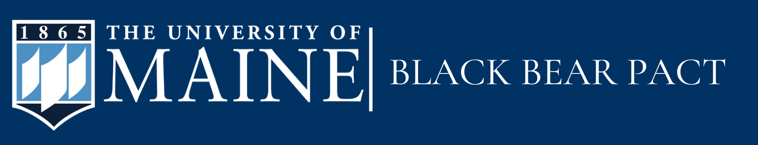 The University of Maine | Black Bear Pact
