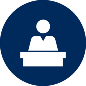 Icon for faculty and staff