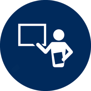 Icon for teaching