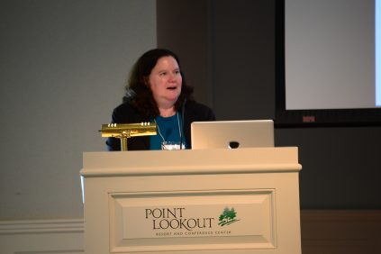 Susan McKay, Maine Center for Research in STEM Education, Opening Remarks