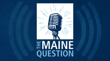 The Maine Question podcast logo