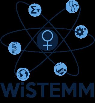 WiSTEMM colored logo