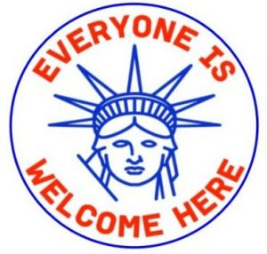 Everyone is Welcome Here graphic