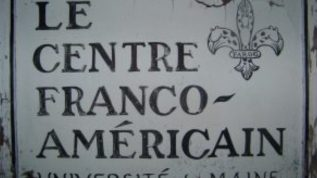 Franco American Center sign
