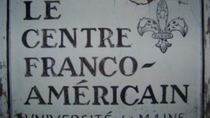 Franco American Center sign