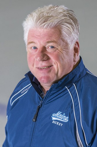 Head Hockey Coach Red Gendron