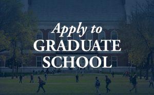 Apply to graduate school