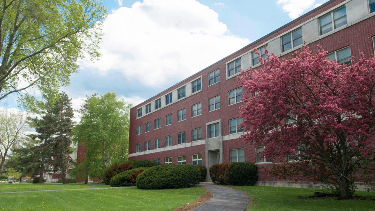 Hart Hall building