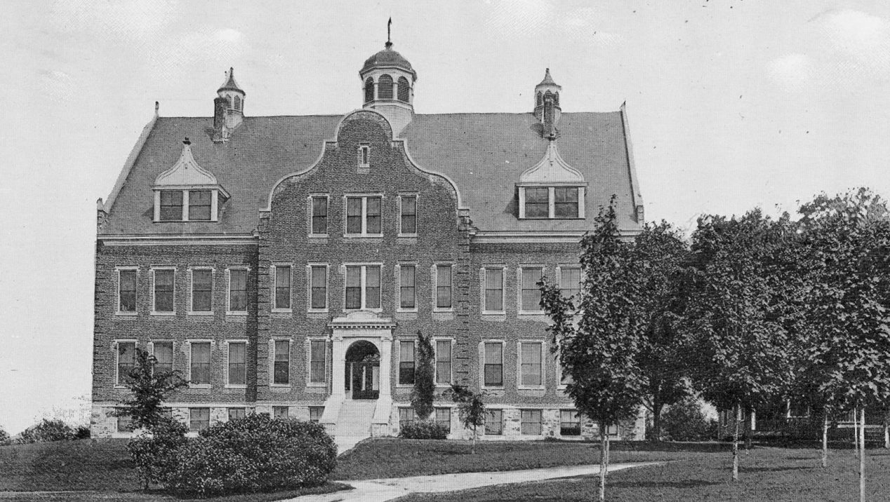 Winslow Hall
