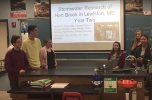 Watch SMART Capstone Presentations on YouTube! - Stormwater