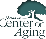 UMaine Center on Aging logo