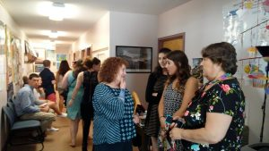 Graduate Students at Research GradExpo
