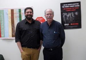 Joe Soss and Steve Barkan