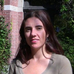 Bernardita Silva, student from Chile