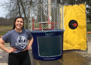 Maine Day - Dunking for Charity