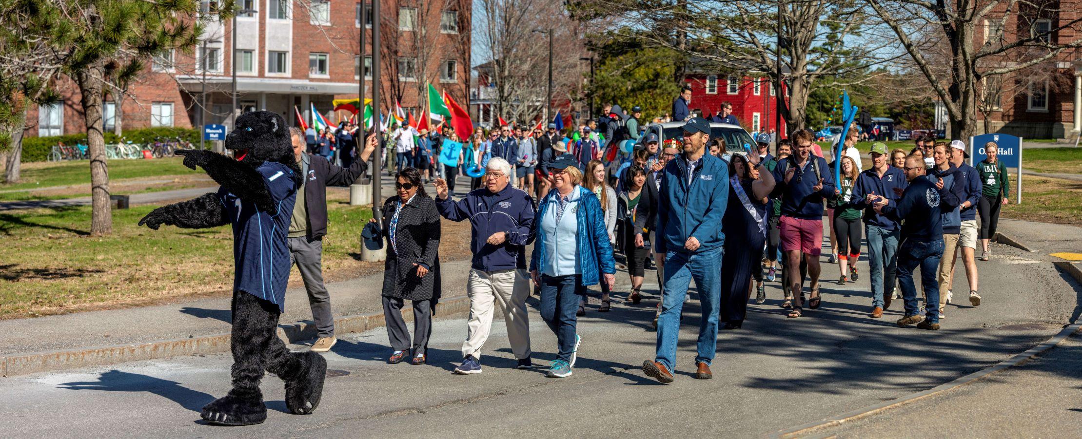 UMaine Maine Day Parade