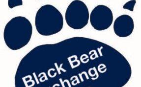 Black Bear Exchange Logo