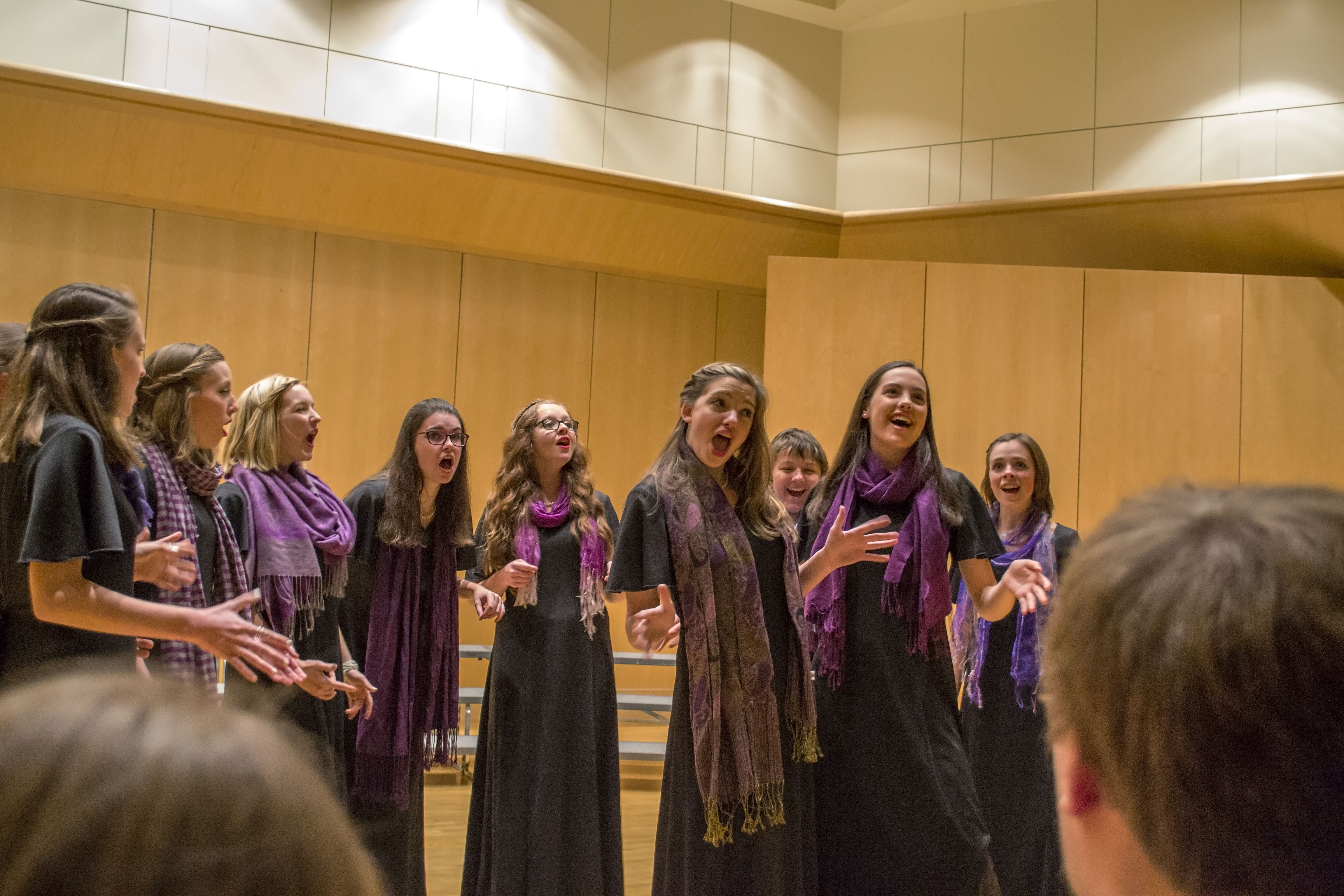 Renaissance Singing
