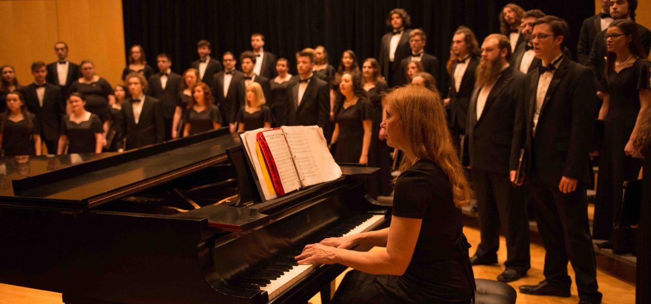 singers concert