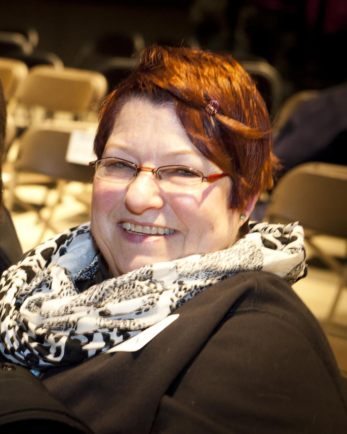 Marcia Douglas