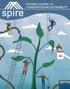 Cover image for Spire inaugural issue
