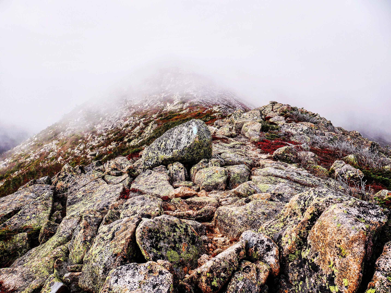 Mount Katadhin - Northwest Piscataquis, ME.