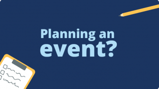 Planning an event?