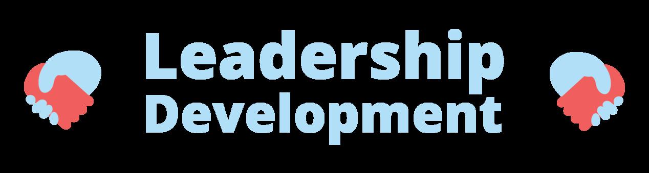 Leadership Development banner